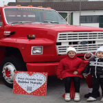 Camion di Babbo Natale