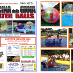 Piscina della GIOIA – TORNEI di WaterBalls